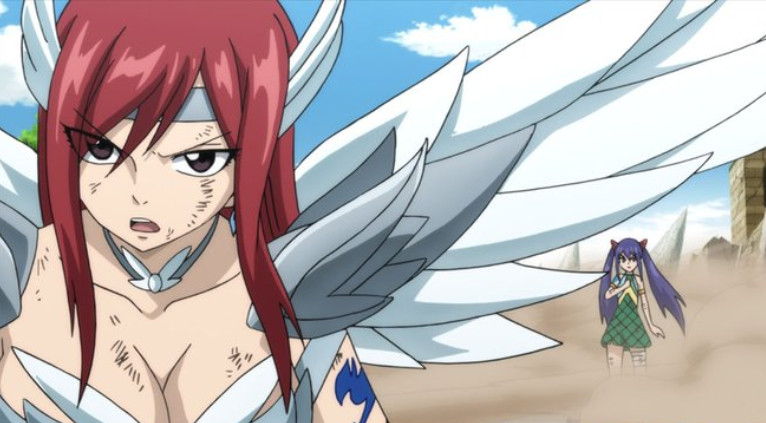 Fairy Tail Final Series Episode 312