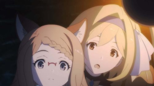 Granblue Fantasy The Animation S2 Djeeta hen Subtitle Indonesia