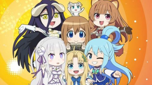 Isekai Quartet S2 Episode 01 12 END Subtitle Indonesia